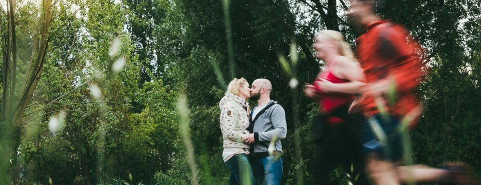 Engagement-Shooting Dorothee & Nils