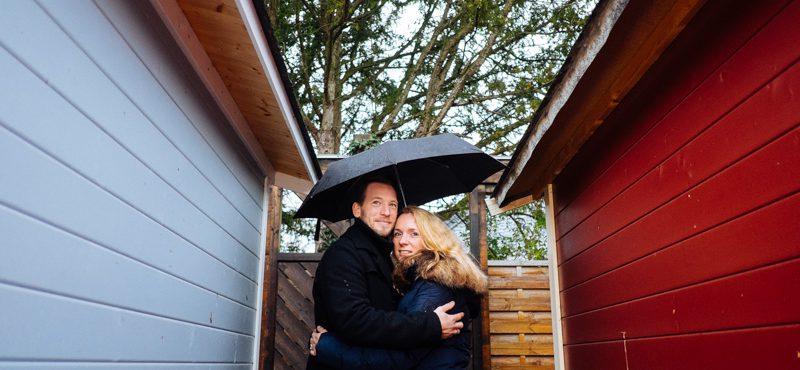Engagement-Shooting mit Maren & Dirk