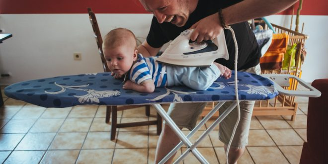 Von Hausfrauen und Hauptverdienern