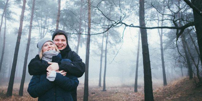 Analogie der Liebe – Engagement Shooting mit Christina und Tobias