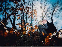 Engagement-Shooting Eva & Norman