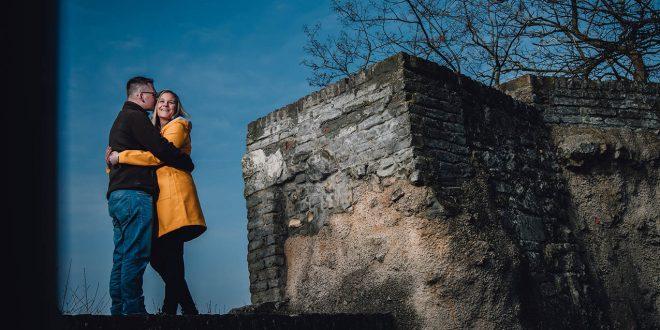 Kennenlern-Shooting Susanne & Niclas