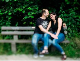 Kennenlern-Shooting Nadine & Sascha
