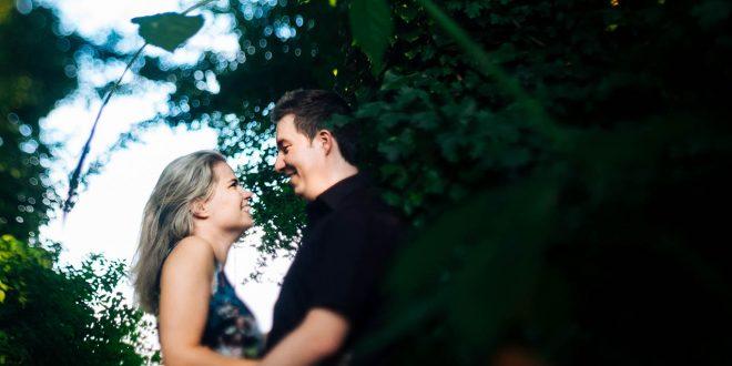 Kennenlern-Shooting Nadine und Rene