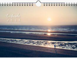 Jahres-Kalender Oostende